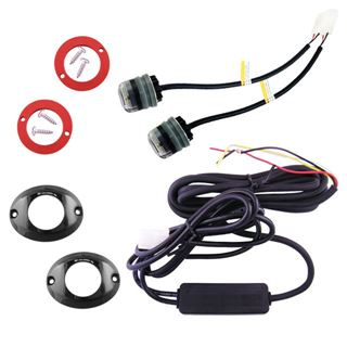 Picture of Universal 2 LED bulb Push-in Style Kit