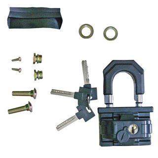 Picture of External Top Key Transmission Lock