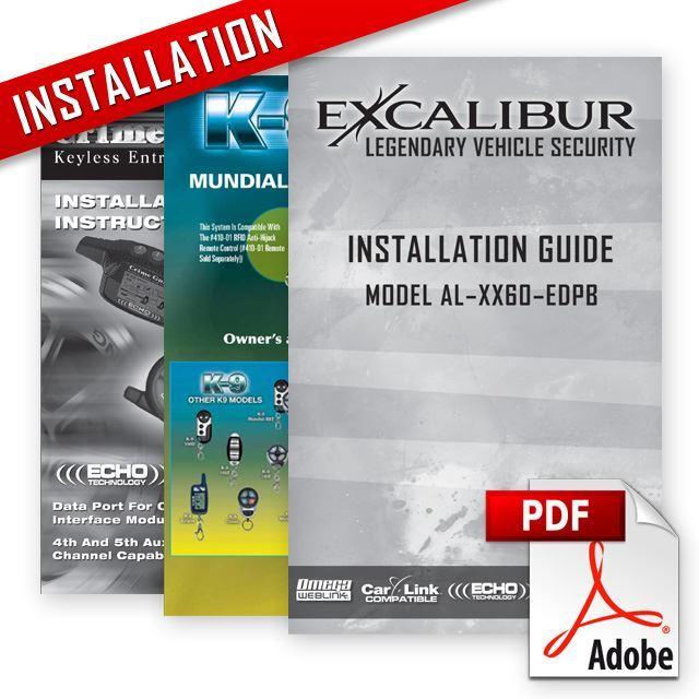 Excalibur Alarm Wiring Diagram : Rs keyless entry wiring diagram free engine image
