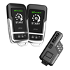 Picture of 1+1 Button LED 1-Way Remote Kit - 3,000 ft
